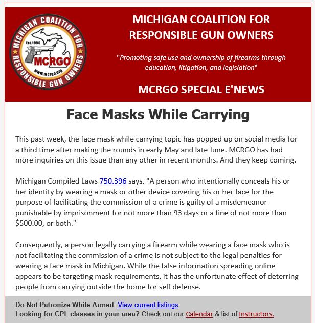 MCRGO CPL Mask Info