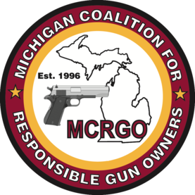 Champion Firearm MCRGO Logo