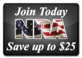 Champion Firearm NRA Recruiter Logo